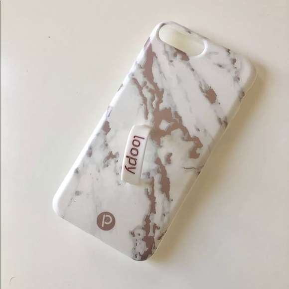 new product 92882 d7af1 Loopy iPhone 8 Plus case NWT